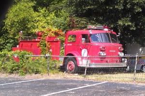 8-25-13 Mineola fire truck