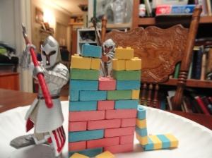 12-25-13 Lego wall