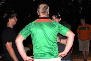 10-26-14 Spencer in Zambian jersey