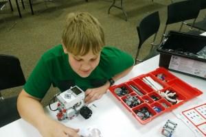 2-12-15 Robot in progress