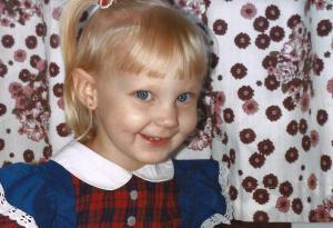 Mary age 2