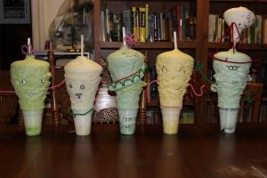 6-12-15 foam gnomes