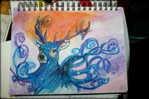 Lucy's elk