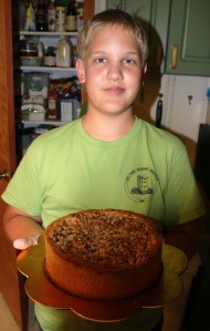 10-21-15 Jasper with torte