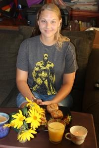 9-30-15 Mercy's birthday breakfast