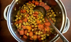 Geography North Africa 3 Algerian stew