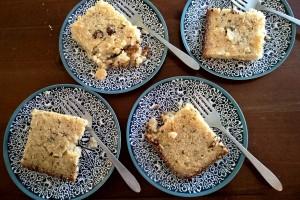 Geography North Africa 4 Egyptian semolina cake