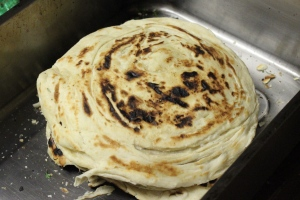 4-9-16 chapatis