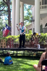 6-25-16 Elliot juggling