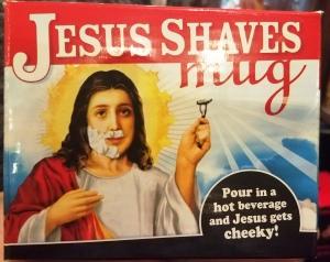 8-9-17 Jesus Shaves