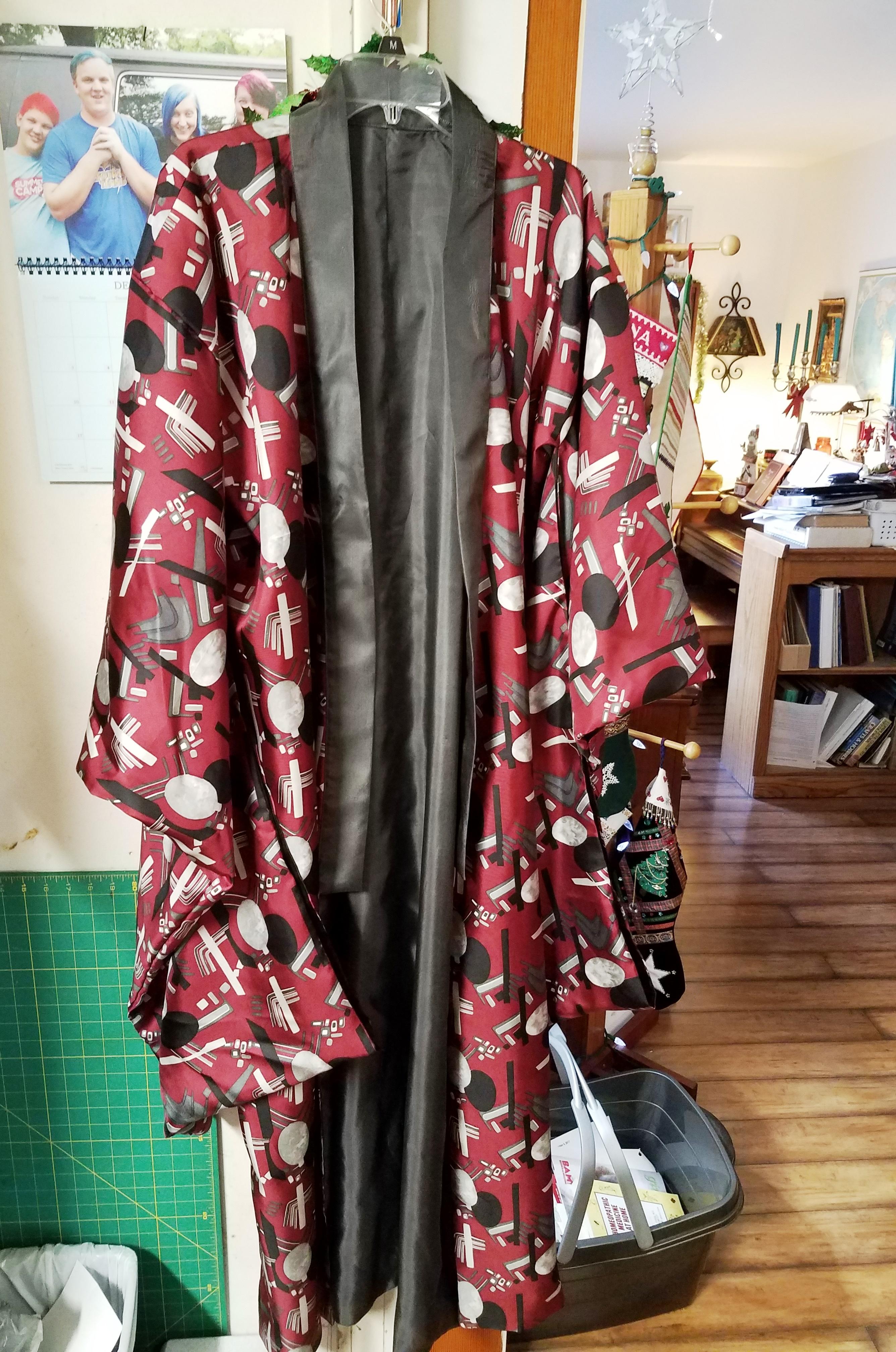 Mercy's Kimono