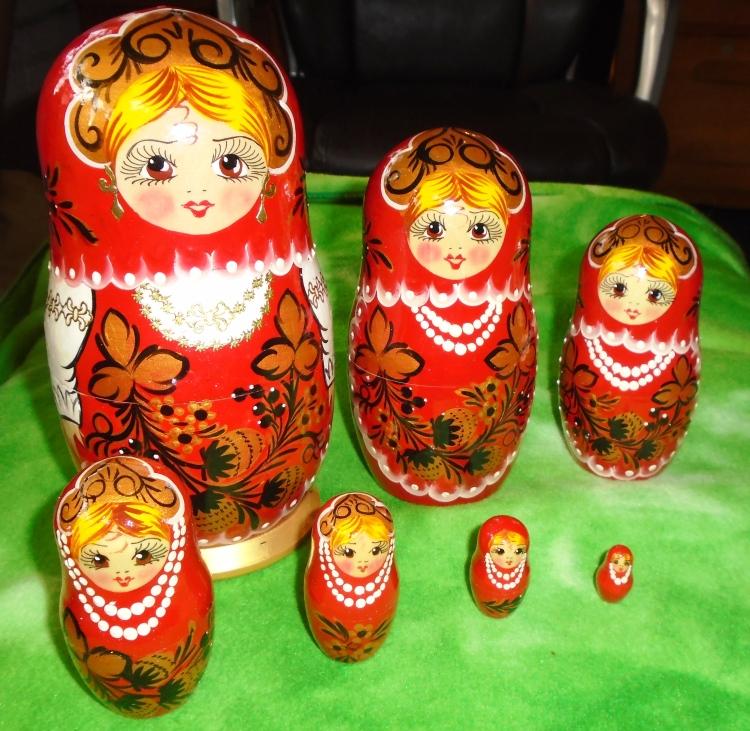 3-24-18 Olga & her sisters