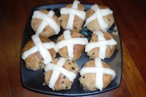 3-30-18 hot cross buns